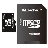 Micro SD card ADATA model: AUSDH16GCL4-RA1